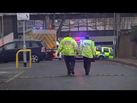 UK Ebola patient Pauline Cafferkey arrives in London for treatment