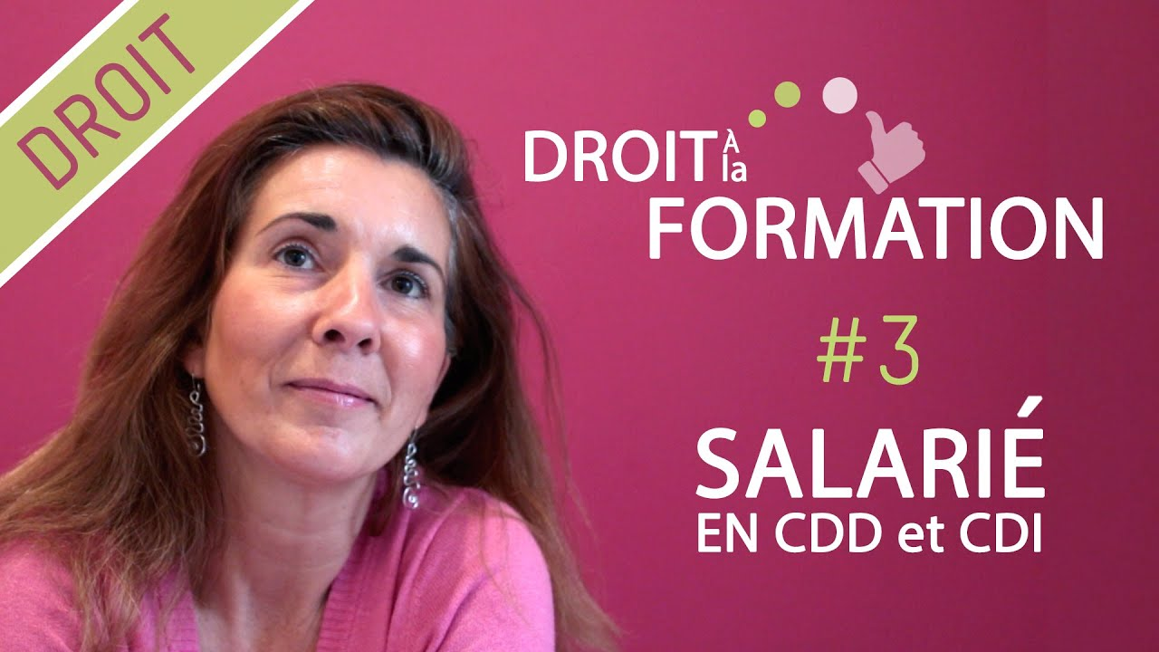 Statut Salarie Cdd Et Cdi Droit A La Formation Comment Faire