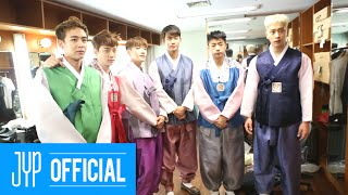 "2PM ""GENTLEMEN'S GAME"" Mini Fan Meeting Behind Story"