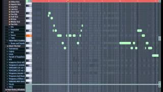 Jubel - Klingande (FL Studio Remake + FLP)