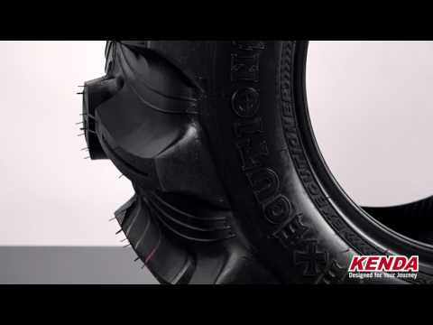 Kenda Executioner Tire Video