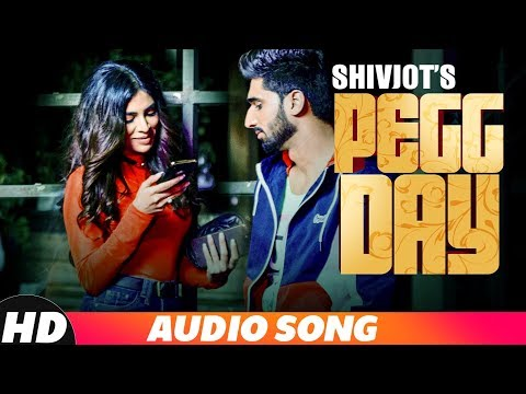 Peg Day (Full Audio) | Shivjot | Rii | Simar Kaur | Latest Punjabi Songs 2018 | Speed Records