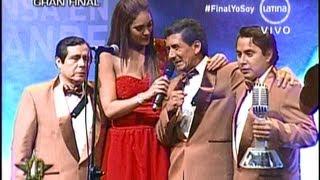 LOS PANCHOS PERUANOS GANADORES [Final Yo soy 2013] - 31/05/2013 peru - Yo soy 31 mayo