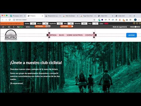 Herramientas Maquetación De PSD A HTML5 Y CSS3