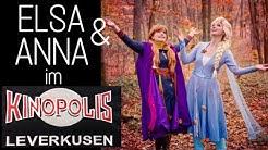 Elsa & Anna im Kino // Kinopolis Leverkusen