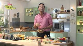 Magic Recipes by Ranveer Brar: Assorted Canapes.