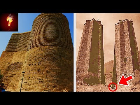 No One Knows Who Built These Ancient Structures