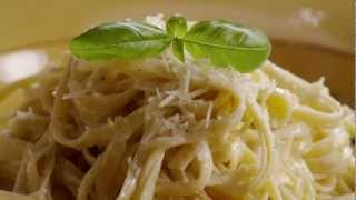 Fettuccine Alfredo Recipe - How To Make To Die For Fettuccine Alfredo