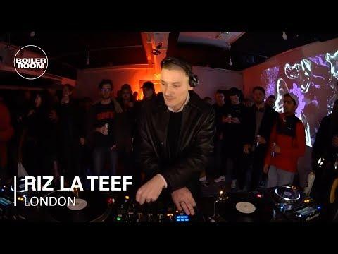 Riz La Teef | LDN: Bass & Percs Special