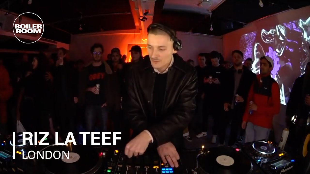 Riz La Teef Ldn Bass Amp Percs Special Youtube