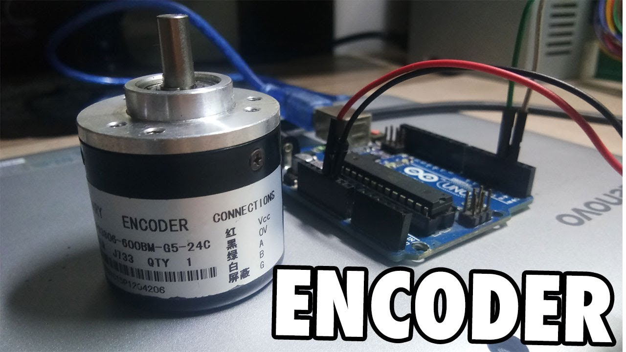 rotary encoder incremental rotary encoder how to use it with arduino [ 1280 x 720 Pixel ]