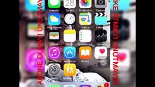 Iphone 5 şarkı indirme