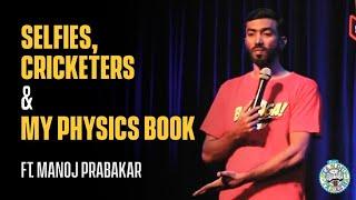 The Random Trinity - Standup Comedy ft. Manoj Prabakar