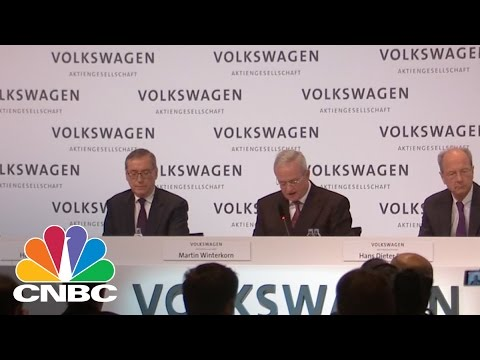 Volkswagen's Diesel Deception Grows | CNBC