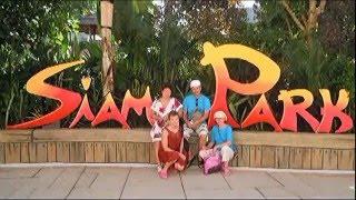 СП. Аквапарк Сиам-парк/Тенерифе(Утопающий в зелени эффектный Сиам-парк является самым большим аквапарком в Европе., 2016-01-22T20:20:58.000Z)