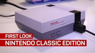 Nintendo Classic Edition, hands-on: the Mini NES we always wanted