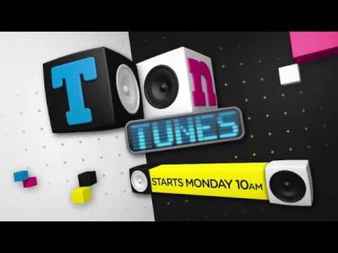 Toon Tunes - Cartoon Network Goes Karaoke! (From Monday 22 September at 10am)