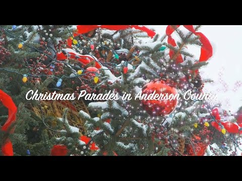 Anderson County Christmas Parades 2017