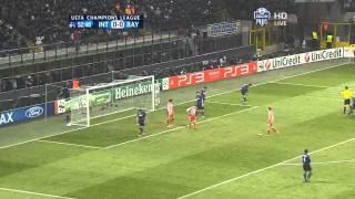 Arjen Robben VS Inter Milan Away HD 720p By LuixNani
