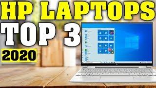 TOP 3: Best HP Laptop 2020