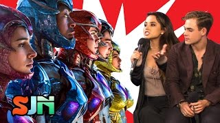 Power Rangers: Behind The Scenes Secrets With Stars