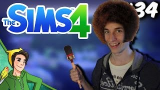 BOB ROSS! - The Sims 4 #34
