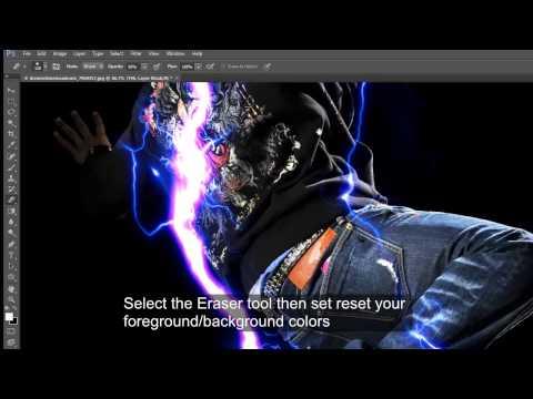 How to Add Lightning Strikes