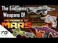 Memories Of Mars | EndGame Weapons!