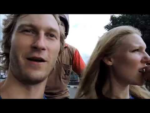 Yogyakarta, Java, Indonesia, Part 2 - Episode 19 - The Adventures of Justin and Kristen