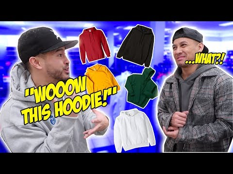 THE BEST AFFORDABLE HOODIE OUT! (2019 FALL/WINTER)
