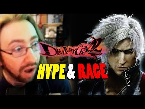 This Game Hurts Me - Devil May Cry 2 Revisited: Hype & Rage Compilation thumbnail