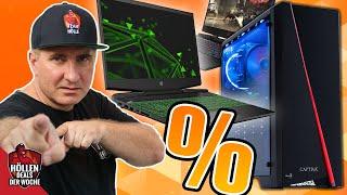 Gaming-PC-Schnäppchen mit GRATIS CoD: Modern Warfare - Höllen-Deals #4_2019 #HMX2