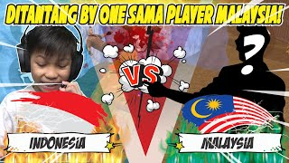 MURID WNL DEMON NANTANGIN RASYAH BY ONE?!?! PLAYER FREE FIRE INDONESIA VS MALAYSIA!