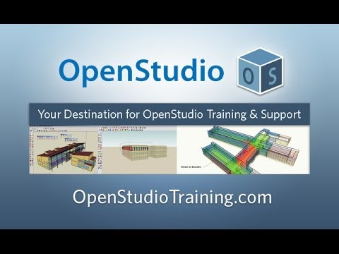 Introduction to Energy Modeling with OpenStudio - PSD Webinar