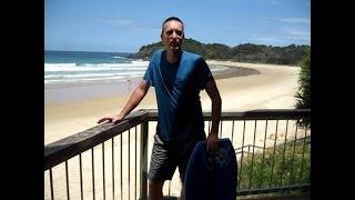 Boogie Boarding In Australia Plus Wildlife On The Beach