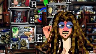 Cidade Verde Sounds - Plantando Ganja (Clipe oficial)