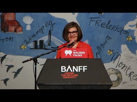 Ageism Limits Our Potential | Sharon Butala | Walrus Talks