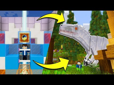 How to Build a TIME MACHINE in Minecraft! (Pocket Edition, Xbox Addon)