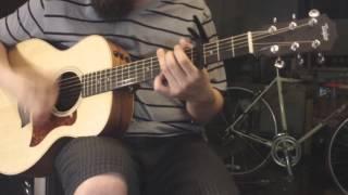 ชีวิตยังคงสวยงาม - Bodyslam - Acoustic Rock Guitar Cover