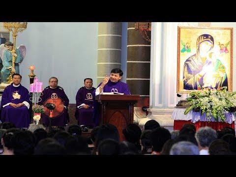 Giảng Lễ Đại Phúc Tại Giáo Xứ Chợ Đũi - Antôn Nguyễn Tấn Hùng CSsR 05/12/2018