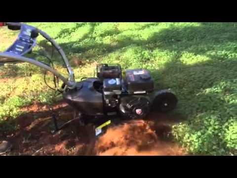 Motozappa tonino lamborghini vario youtube for Motozappa youtube