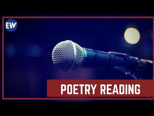 Poetry Reading: Jaded Me by TheGeek