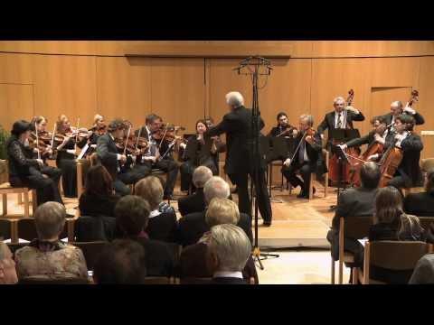LES SOLISTES DE LUXEMBOURG Arthur Foote: Sérénade Op 25 Air (Adagio, ma non troppo)