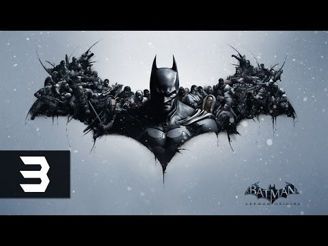 Batman: Arkham Origins - Walkthrough - Part 3 - Christmas Arms Deal
