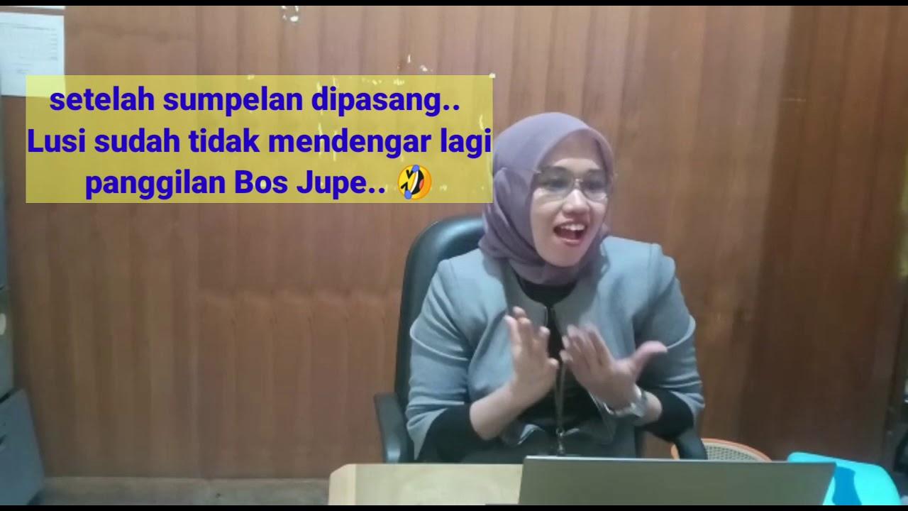 #kelakarpalembang #palembangkitogalo Gara-gara TikTok Pegawai jadi dimarah bos dan disayang bos..