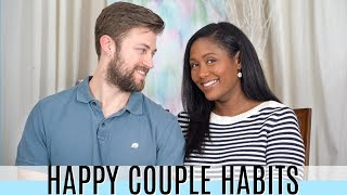 10 Essential Habits for a Happy Relationship