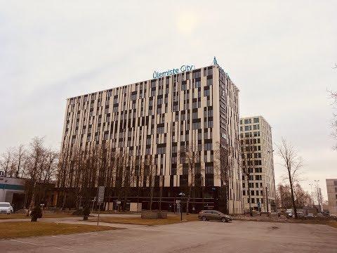 08.04.18 Tallinn. Endine Dvigateli tehas (Ülemiste City) - Бывший завод Двигатель