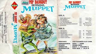 Top Hits -  8 Lagu Pop Dangdut Bersama Muppet