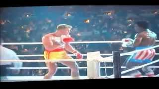 Apollo Creed vs Ivan Drago Dublado (BR)