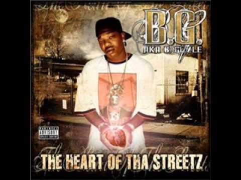 B.G. - Same Ol Shit (feat. Hakizzle, Gar, Snipe, VL Mike) - The Heart of tha Streetz .Vol 1